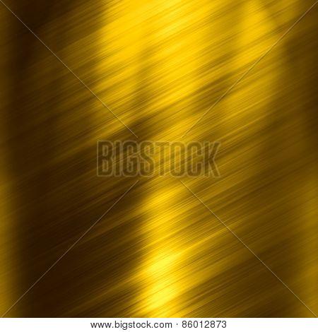 Golden plate texture