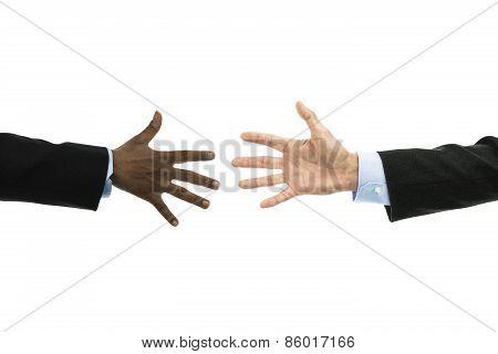 Interracial Help