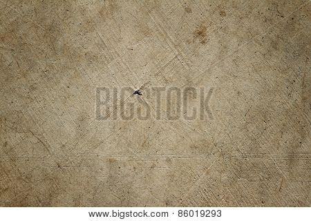 Brown grunge textured wall background
