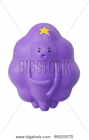 Lumpy Space Princess Figurine