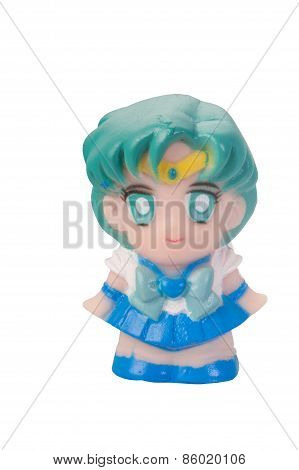 Sailor Mercury Figurine