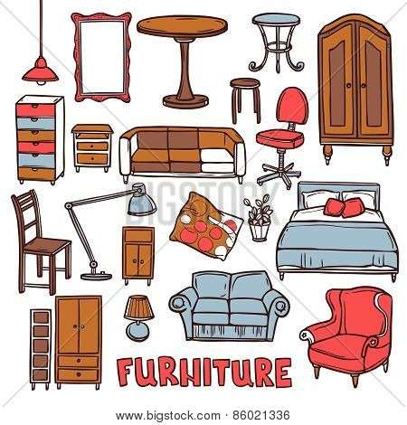 Home Furniture Set