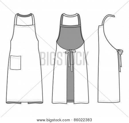 Men's Clothing Set.