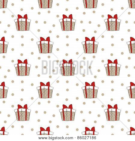 gift boxes pattern