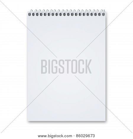 Blank Sketch Pad