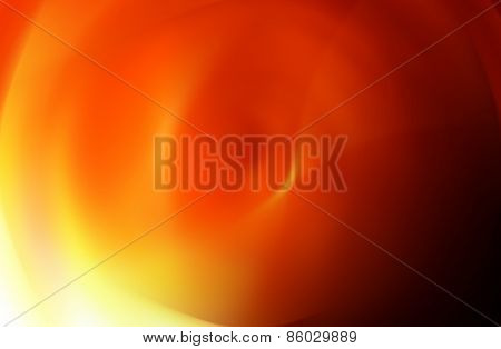 Abstract Fire Hot Background
