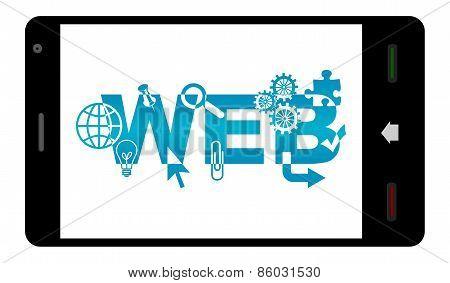 Responsive Web Development Smartphone