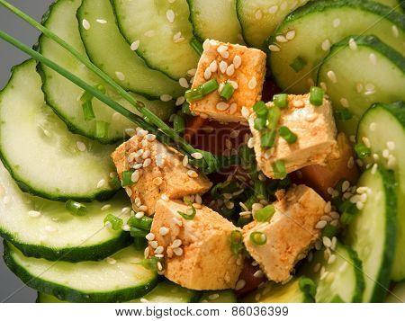 Healthy Asian Salad