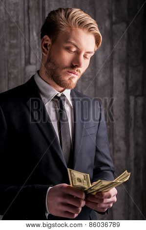 Wealthy Handsome.
