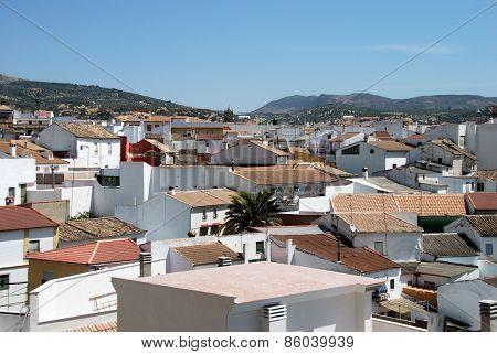 White village, Cabra.
