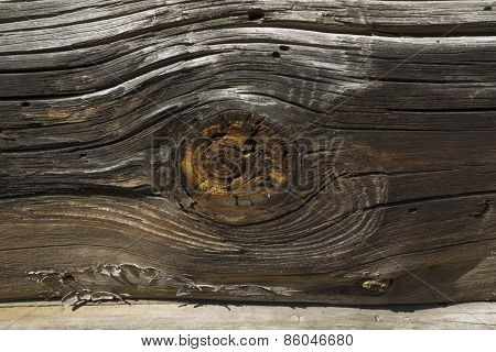 Wood Plank Exterior Wall Texture Background