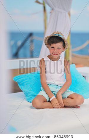 Boy In A Hat
