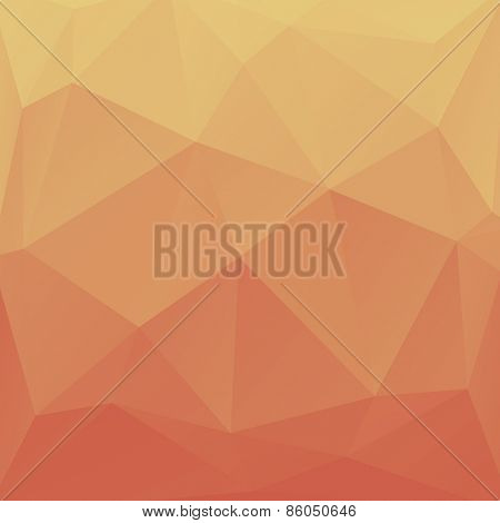 Abstract Colorful Lowpoly Vector Background | EPS10 Design