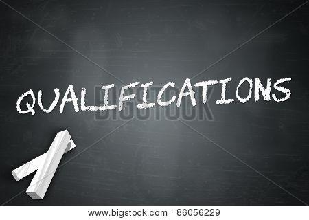Blackboard Qualifications
