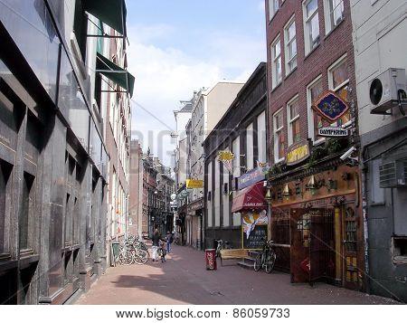 Amsterdam Handboogstraat 2003