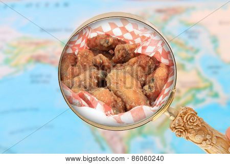 North America Chicken Wings