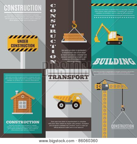 Construction Poster Set