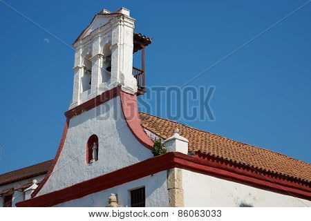 Historic Church in Cartagena