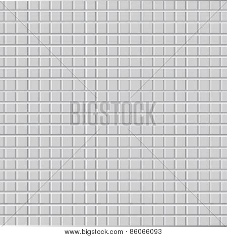 Seamless pattern of gray vector