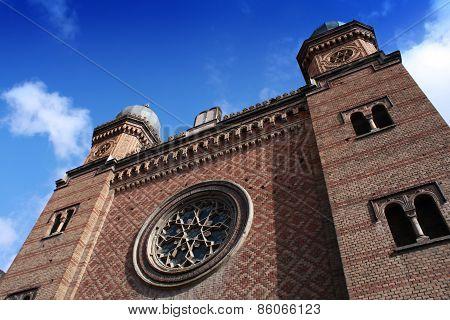 Synagogue In Timisoara, Romania