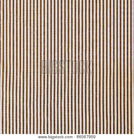Striped Textile Background Or Texture