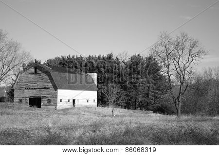 The Barn along the Ohio Turnpike
