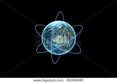 Atomic Earth