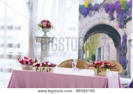 Beautiful Flowers Bouquets Wedding Decor