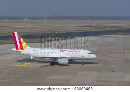 German Wings Airbus A319