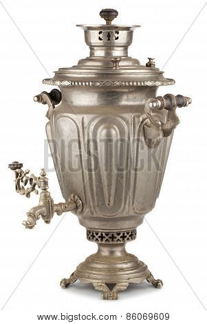 Vintage Russian Tea Samovar