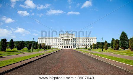 Northern Ireland Parliament Building