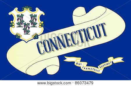 Connecticut Scroll