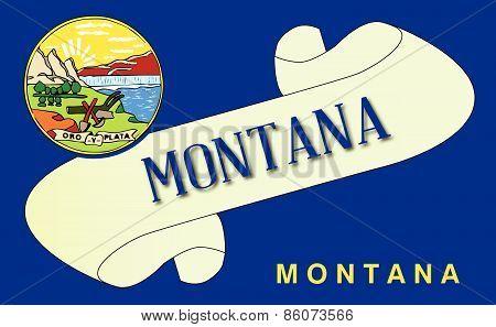 Montana Scroll