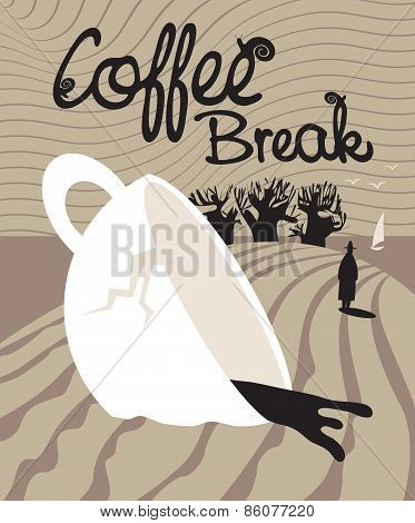Dream of a coffee break