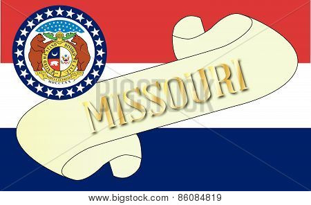 Missouri Scroll