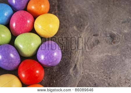 Mini Eggs Illustration