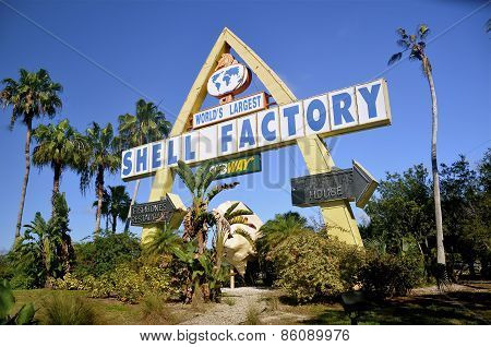 Sea Shell Factory