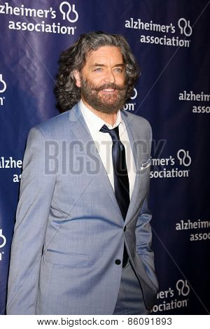LOS ANGELES - MAR 18:  Timothy Omundson at the 23rd Annual A Night at Sardi's to benefit the Alzheimer's Association at the Beverly Hilton Hotel on March 18, 2015 in Beverly Hills, CA
