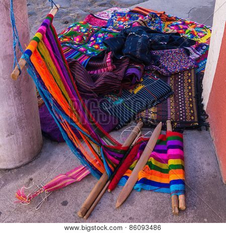 loom and textiles