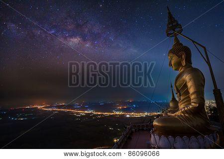 Buddha In Wat Tham Seua