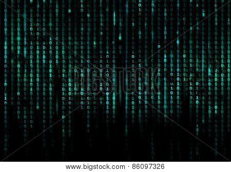 Matrix code conceptual background