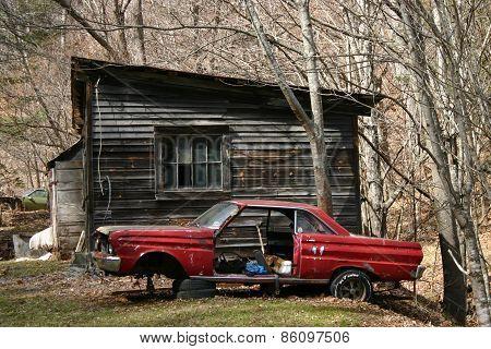 Junky Car