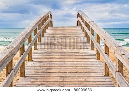 Beach Boardwalk
