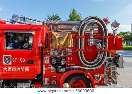 apanese fire engine
