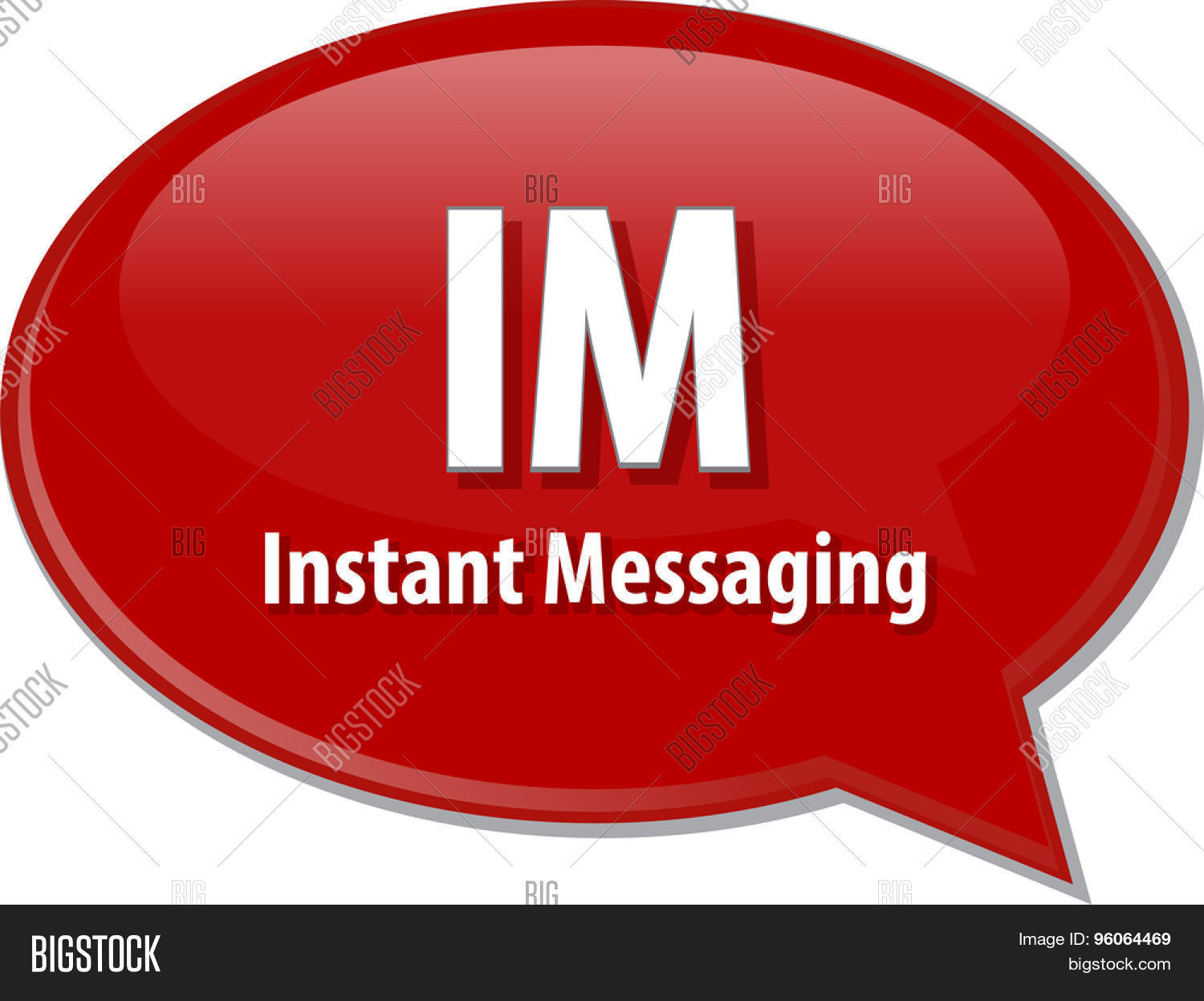 What Is The Meaning Of Instant Messaging