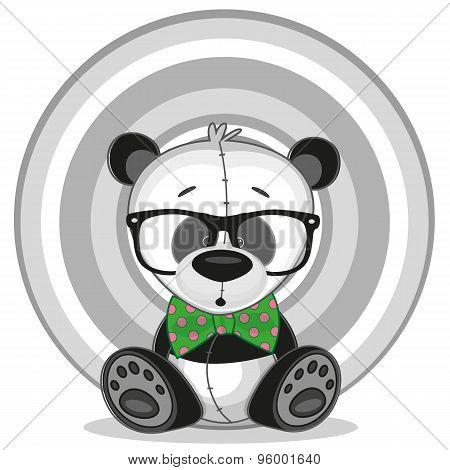 Hipster Panda