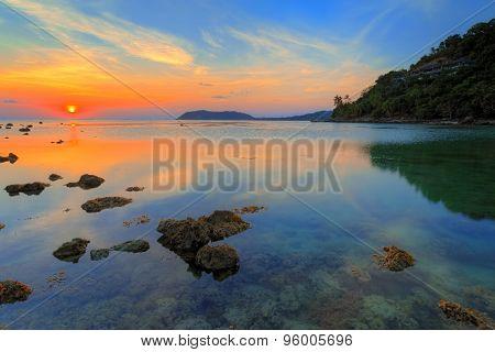 Sunset on Koh Samui