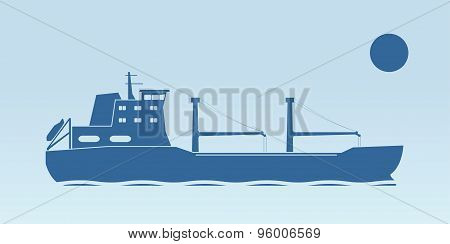 Industrial Ship