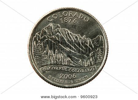 Colorado State Quarter