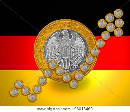 German growth Flag